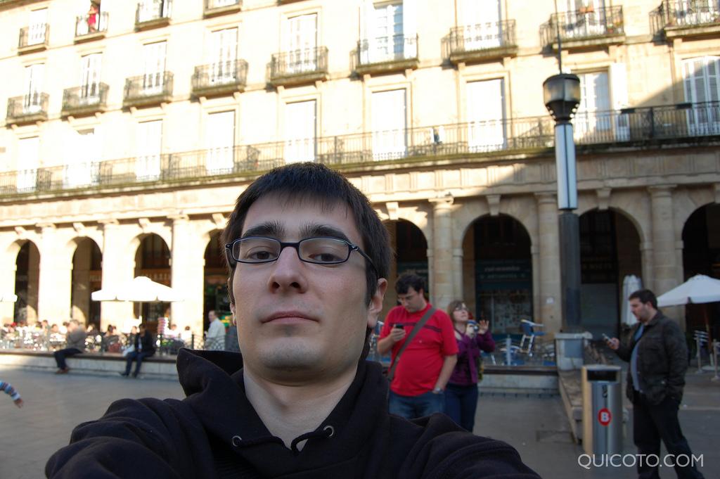 KDD Bilbao 2008