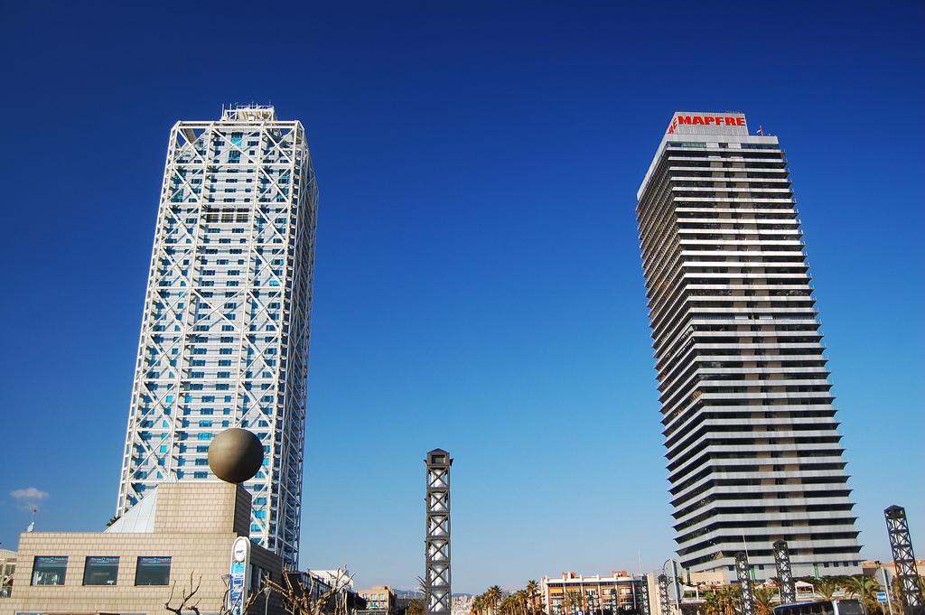 Fotografías con Filtro Polarizador – Barcelona