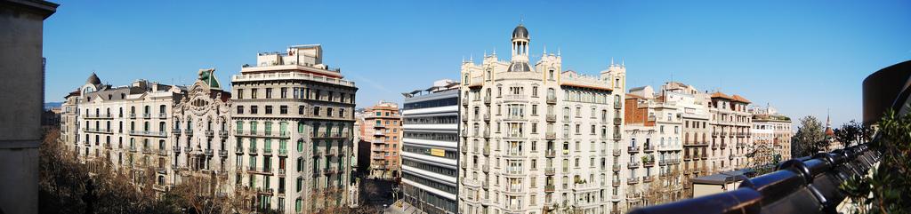 Fotografías Panorámicas en la Casa Asia Barcelona