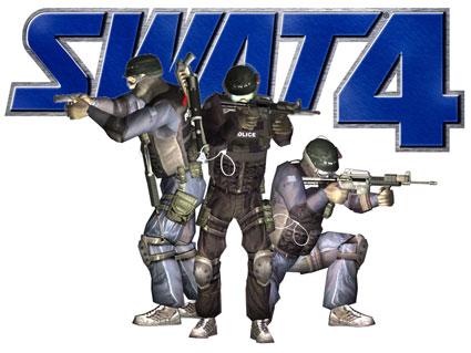 Swat 4 (pc) español Full, iso [Varios Links]   Swat4logo