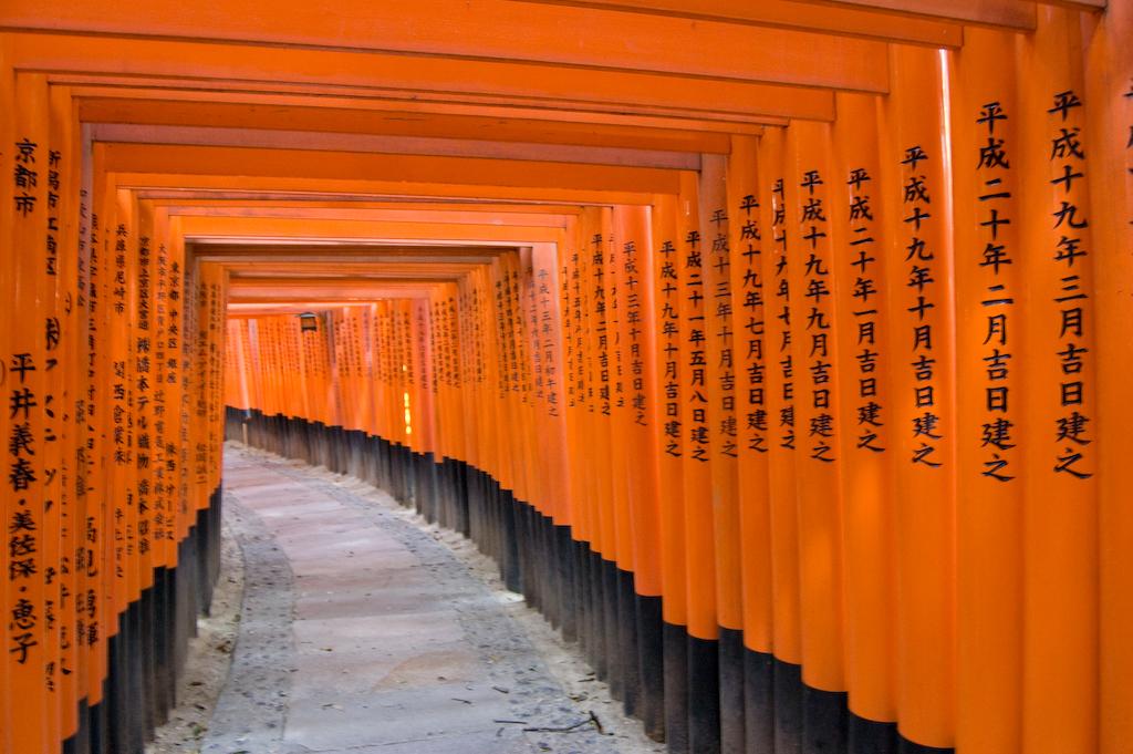 Fushimi Inari – Japón