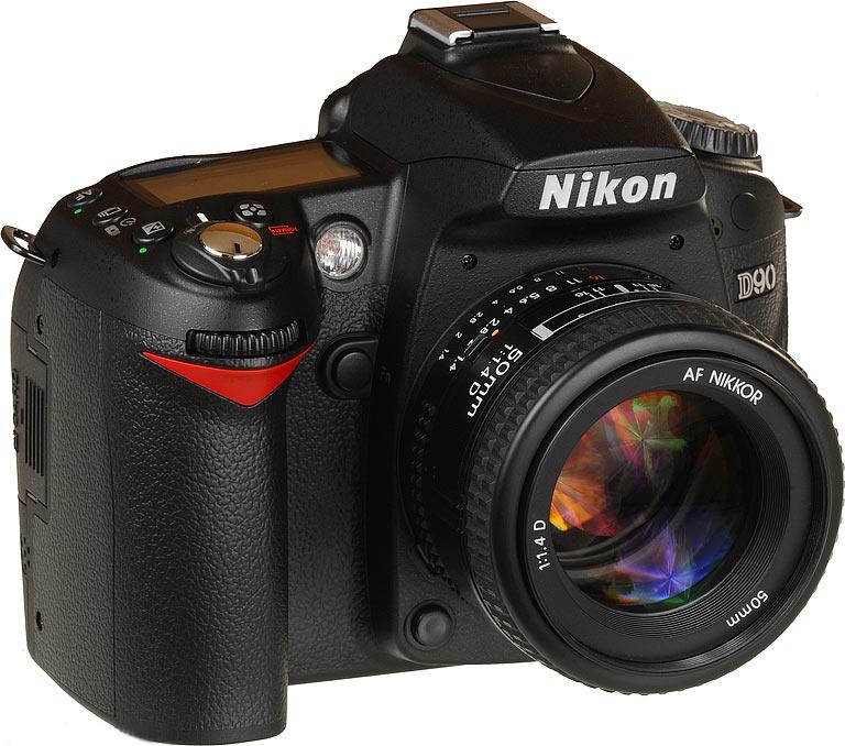 Nikkor 50mm f1.8 D