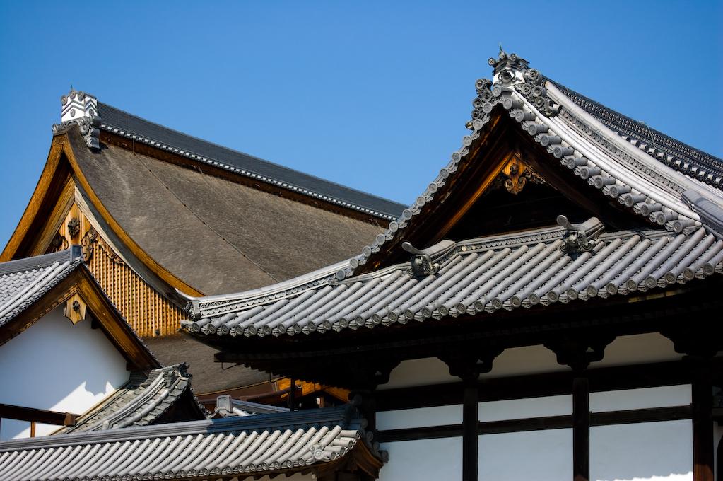 Ceremonia en un Templo – Japón