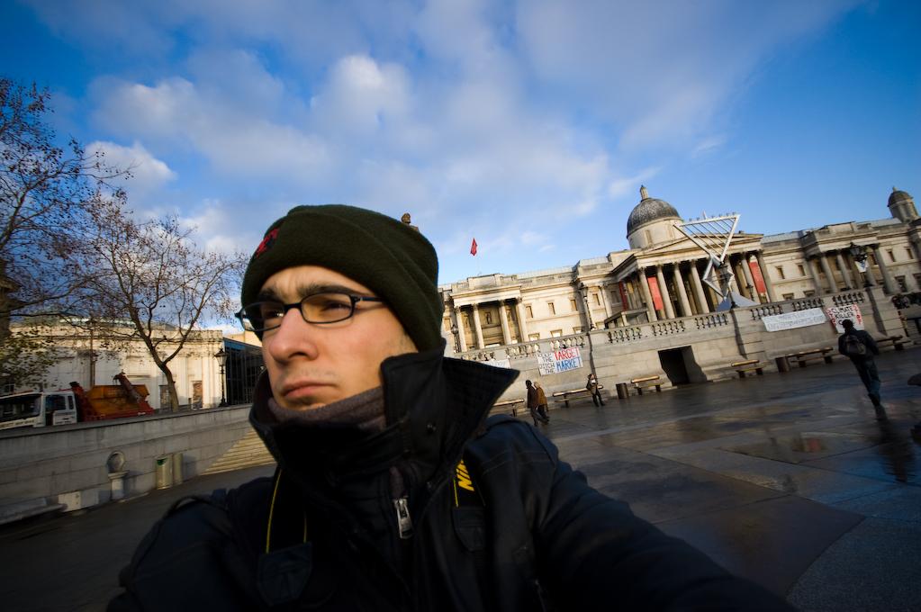 Fotografías de Trafalgar Square – Londres