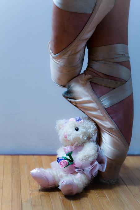 Osito de Ballet