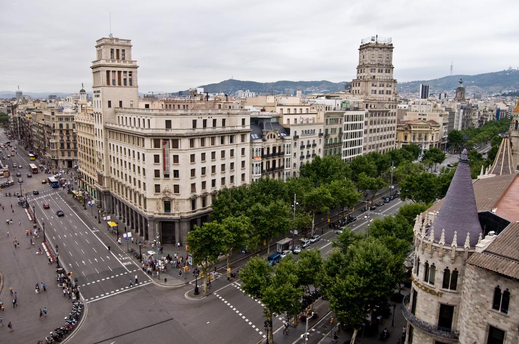 El corte ingls barcelona stunning el corte ingles vista - El corte ingles plaza cataluna barcelona ...
