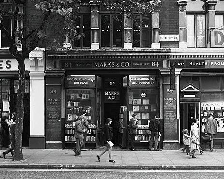 84 Charing Cross Road, Londres