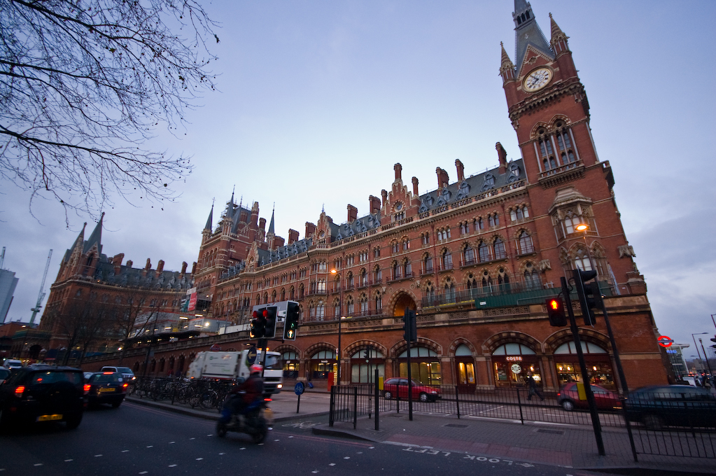 Despertando en Londres