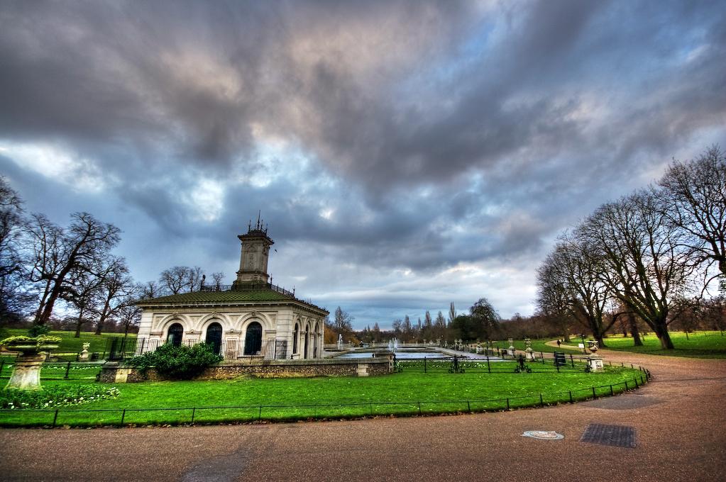 Hyde Park Church, Londres