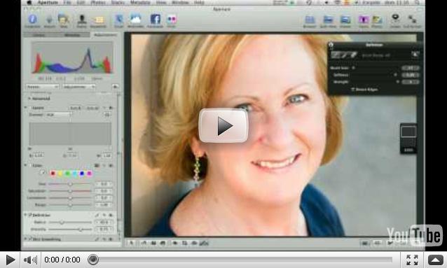 Cómo quitar arrugas digitalmente