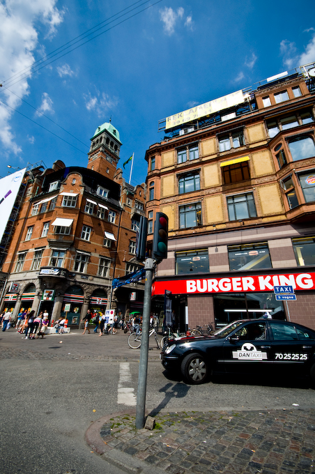 Copenhague Burger King