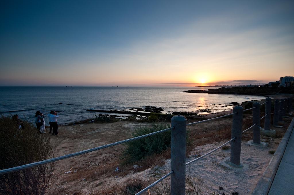 Puesta de Sol en Portugal