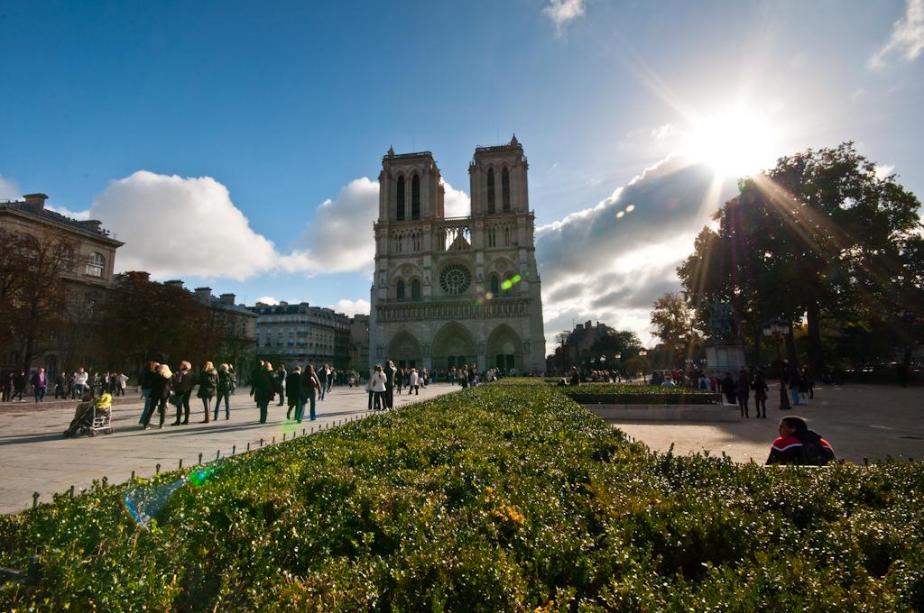 Notre Dame – París
