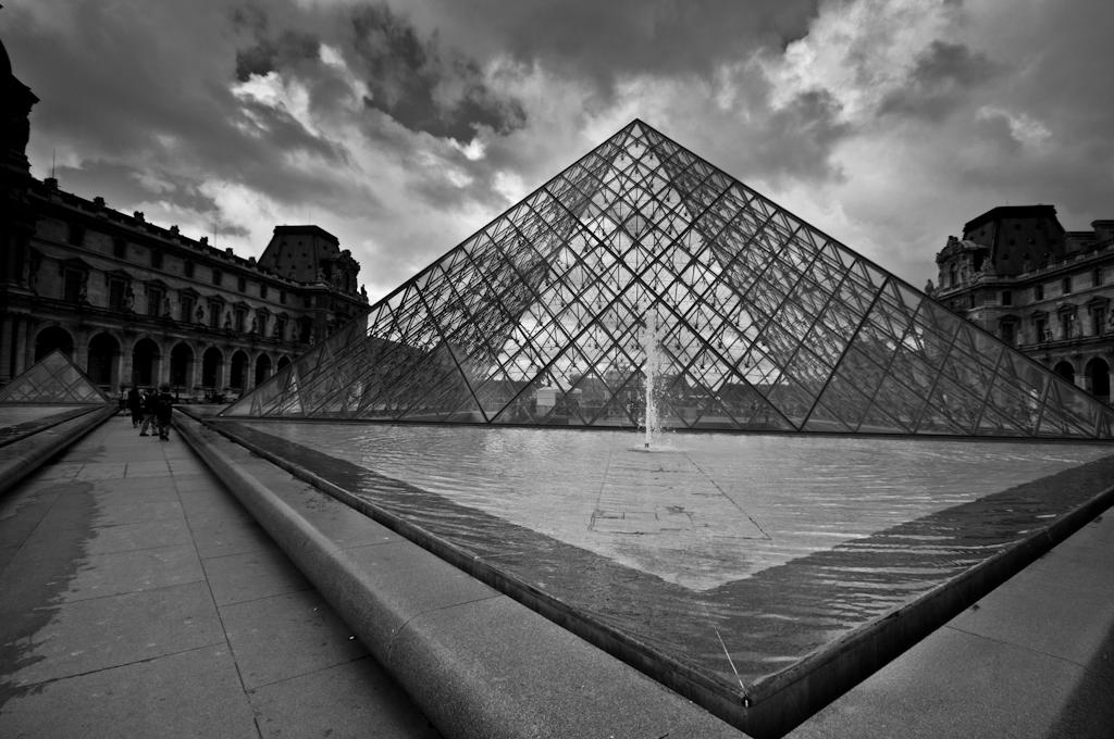 Louvre – París