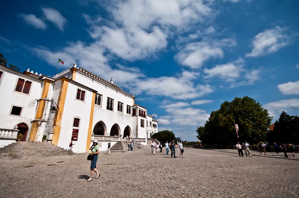 El pueblo de Sintra – Portugal