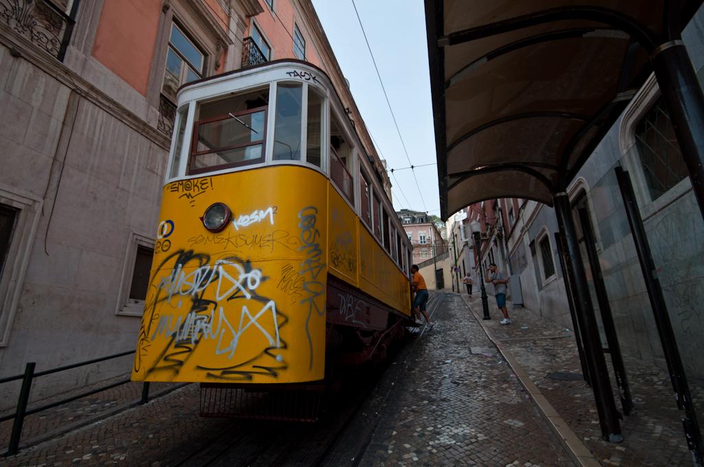 Tramvía de Lisboa