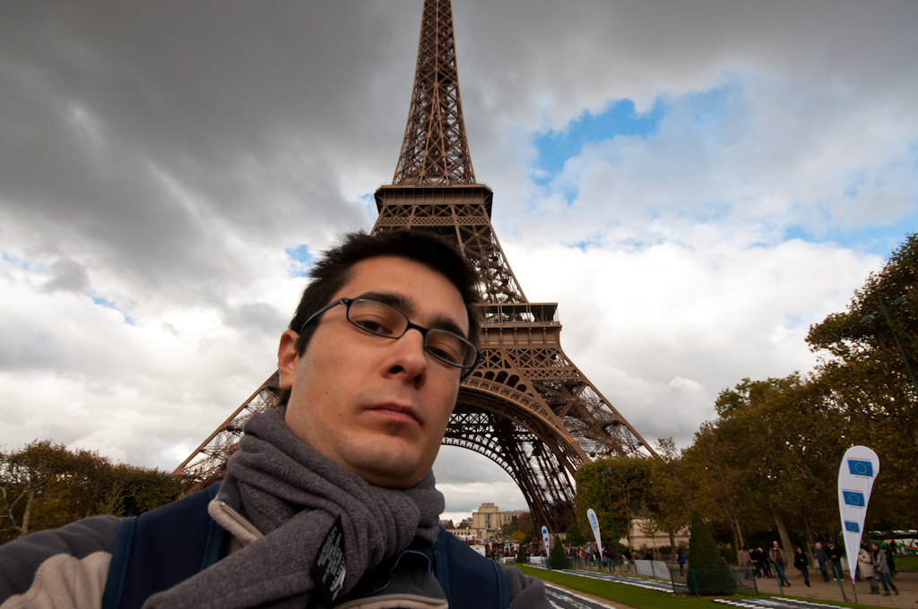 Fotos de la Torre Eiffel en París