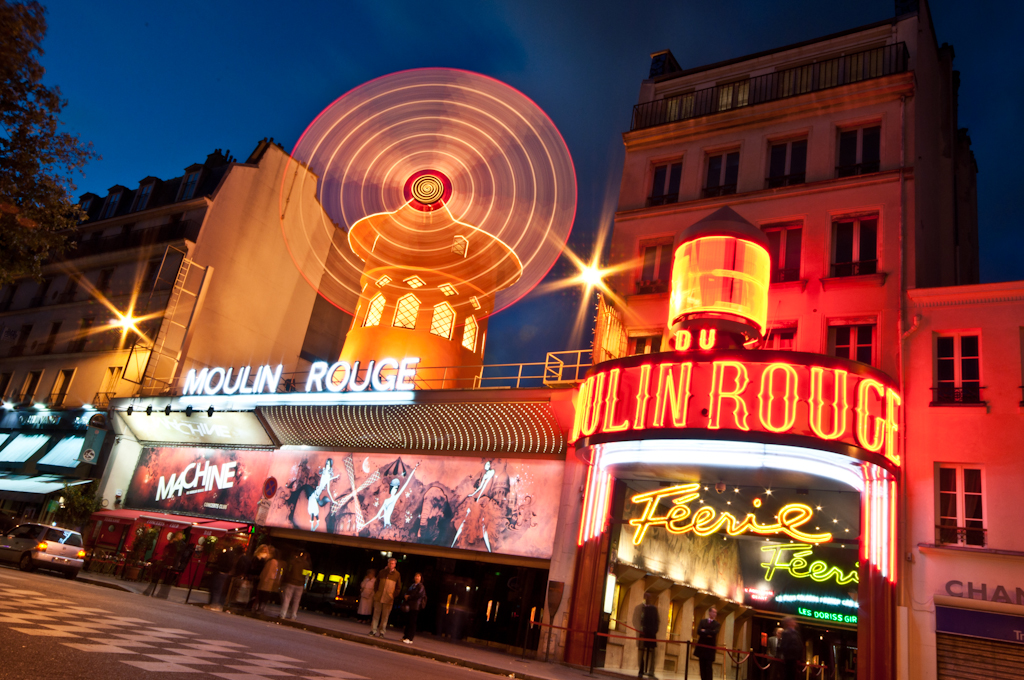 Moulin Rouge – París