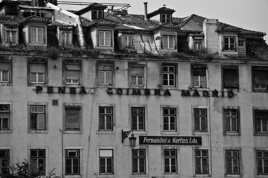 Edificios de Lisboa – Portugal