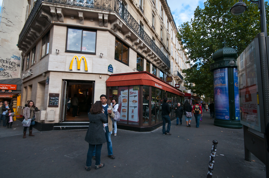 Restaurantes y McDonalds en Paris-04