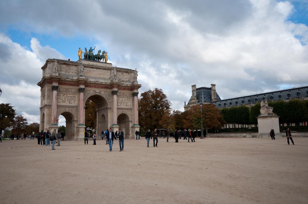 La ciudad de las nubes, París