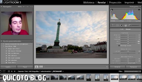 Cómo corregir la perspectiva con Adobe Lightroom 3