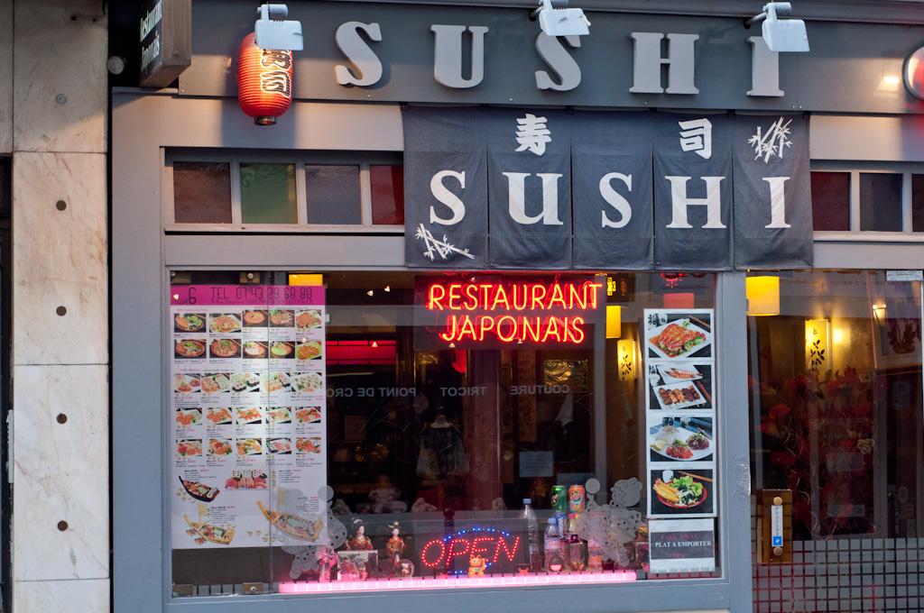 Comida y Restaurantes en París