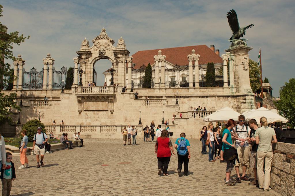 La Colina del Castillo y la Iglesia de San Matías – Budapest