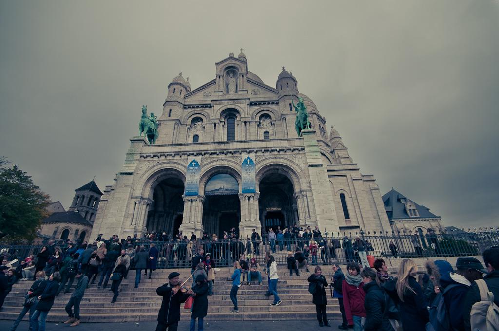 Monmatre, el barrio de los pintores – París