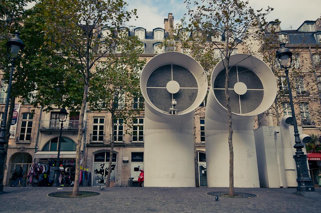 Super Ventiladores – París
