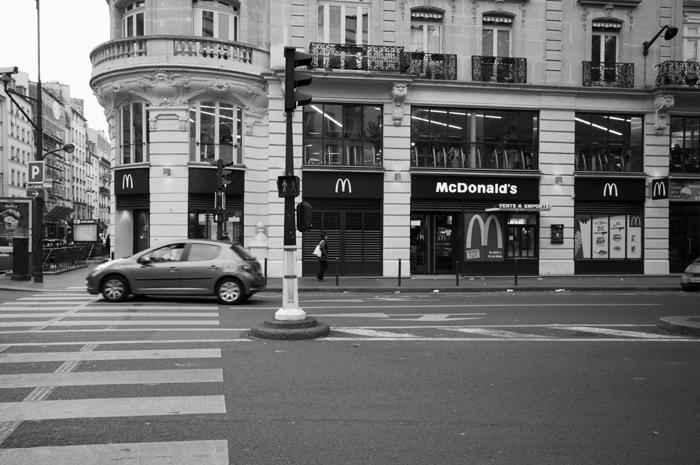 Últimas fotografías de París