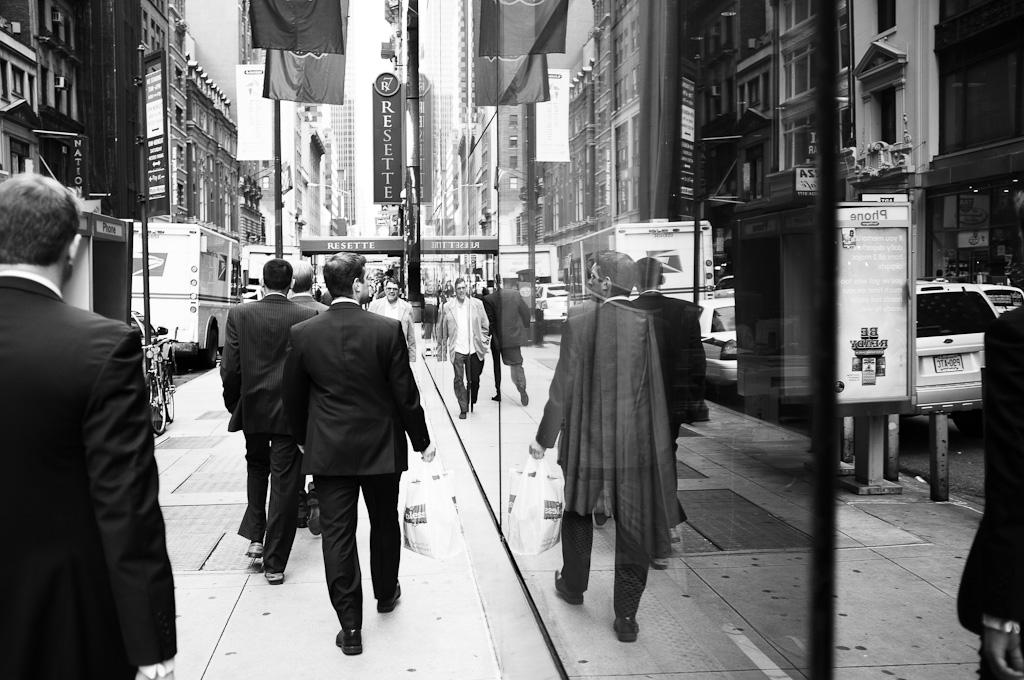Salaryman – Nueva York