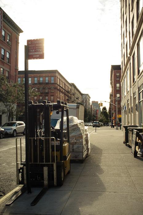 Desayunando en Harlem – Nueva York