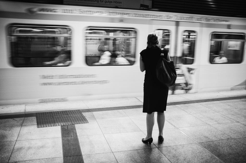 Sin billete en el metro – Munich