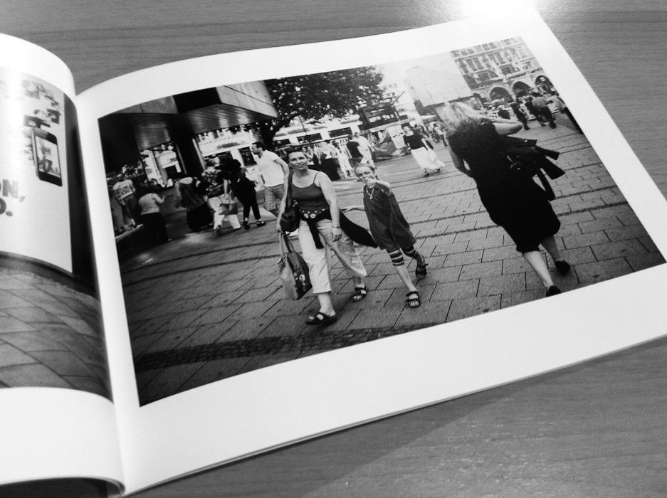 Libro con las fotos de Munich