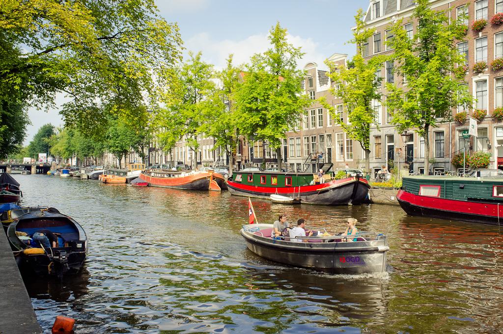 Amsterdam, primeras impresiones
