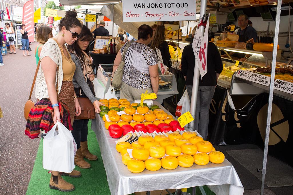 Mercado Amsterdanés