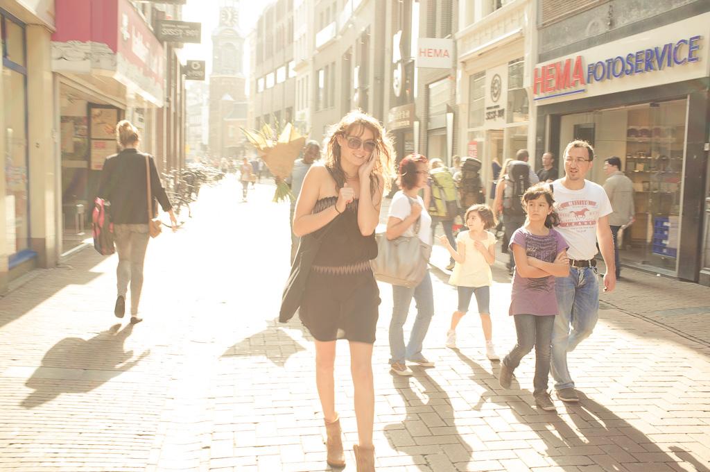Envidia cochina – Amsterdam
