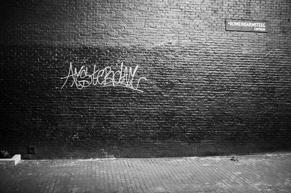 Amsterdam Grafiti