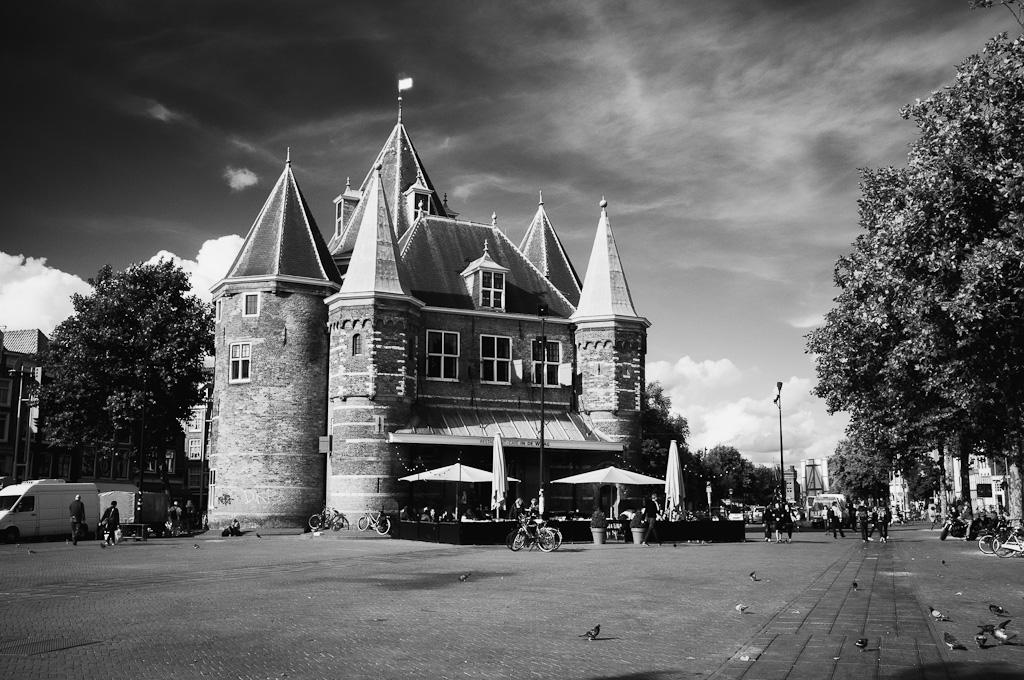El Waag – Amsterdam