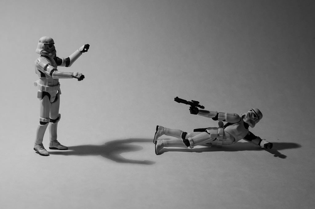 Tim & Jim: The Walking Dead