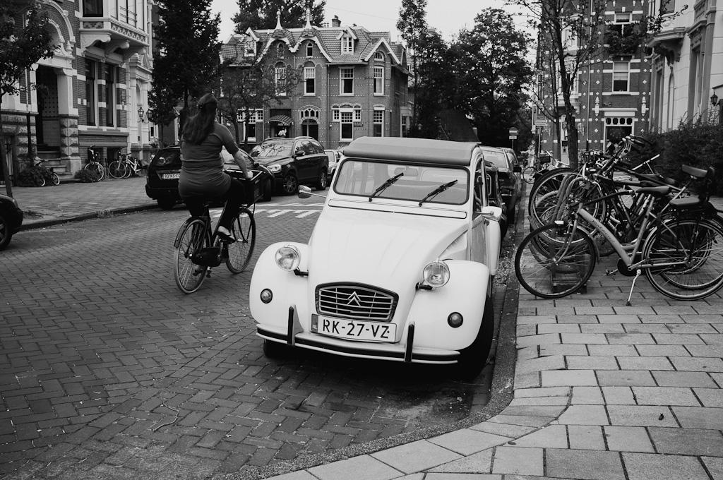 Chicas de Amsterdam