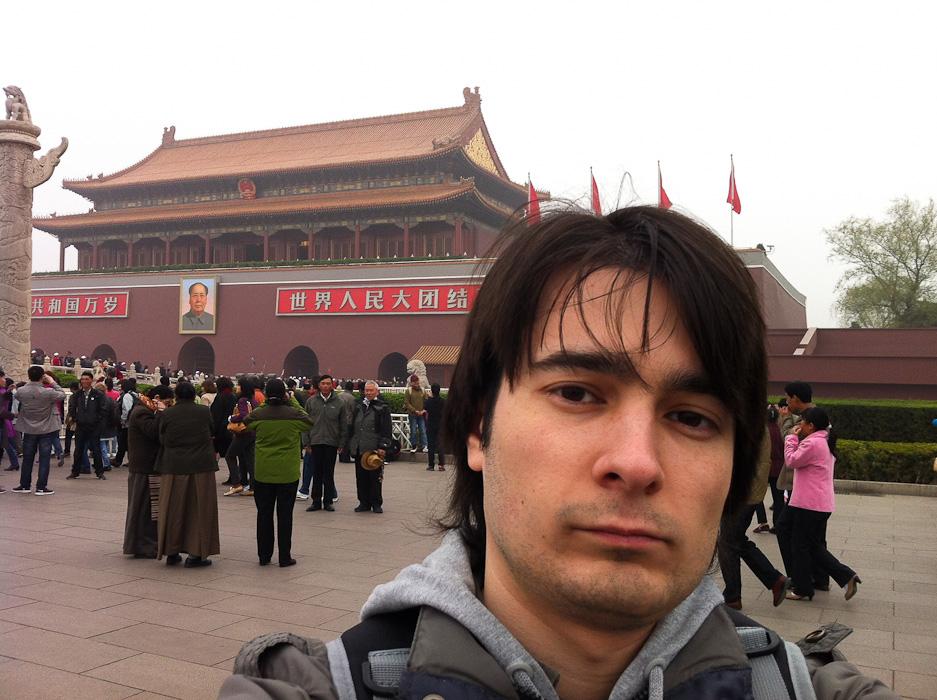 Viaje a China: dejando Beijing
