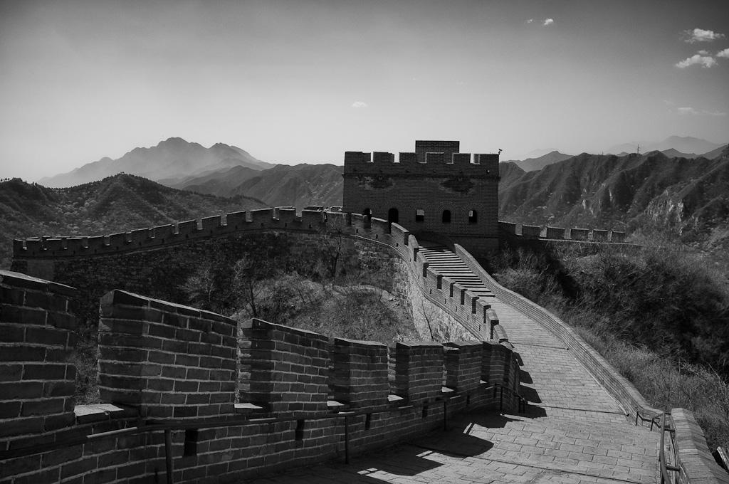 Beijing – Escalando la Gran Muralla China