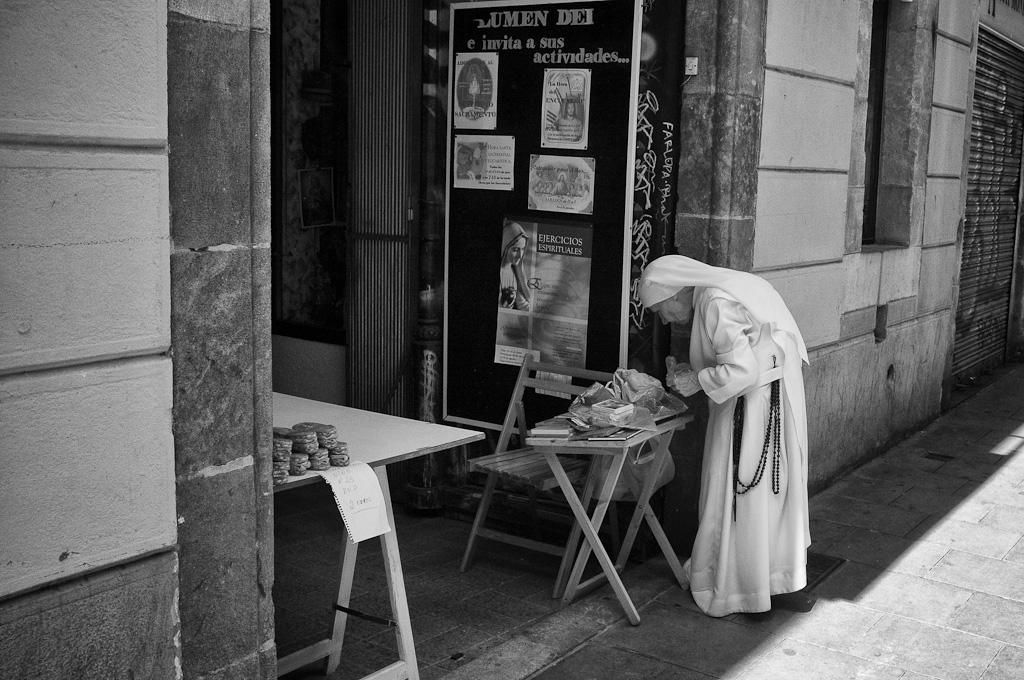 Fotografías del barrio del Born en Barcelona