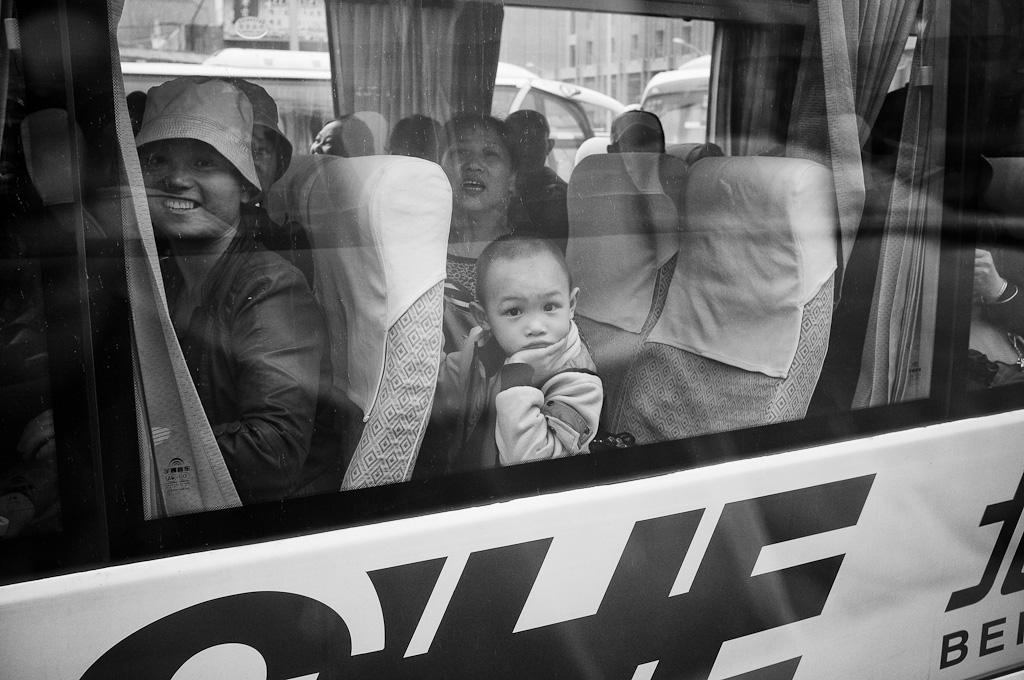 Los occidentales como atracción turística en China