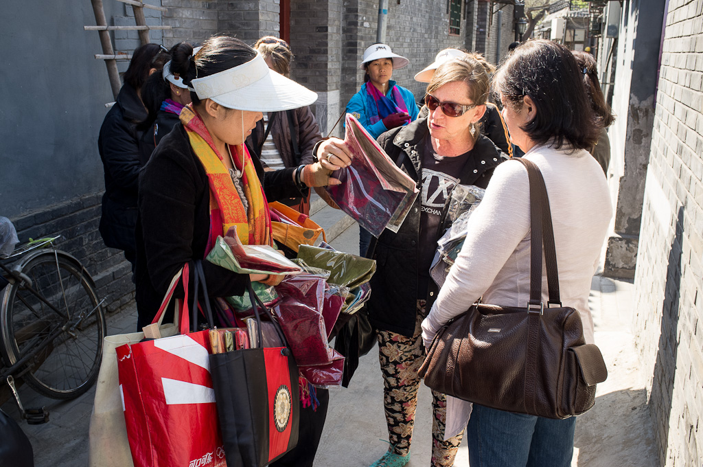 ¿Viajar solo o en un tour organizado?