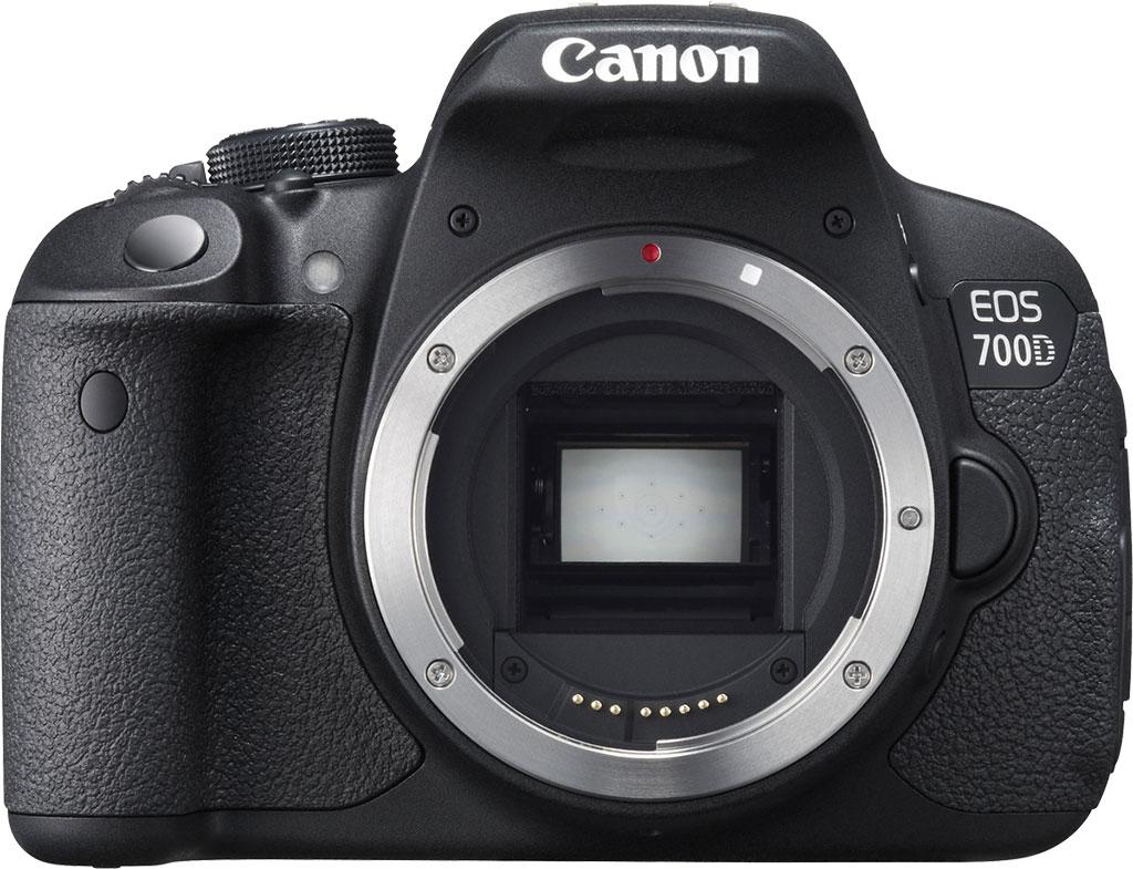 Análisis: Canon EOS 700D