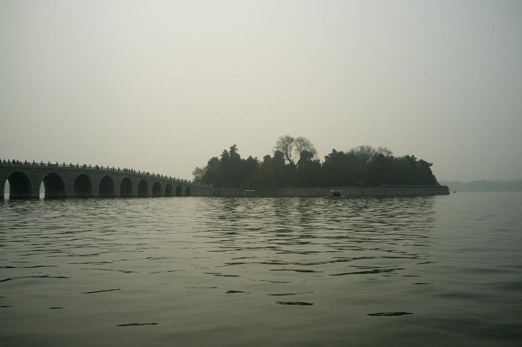 El Palacio de Verano – Beijing