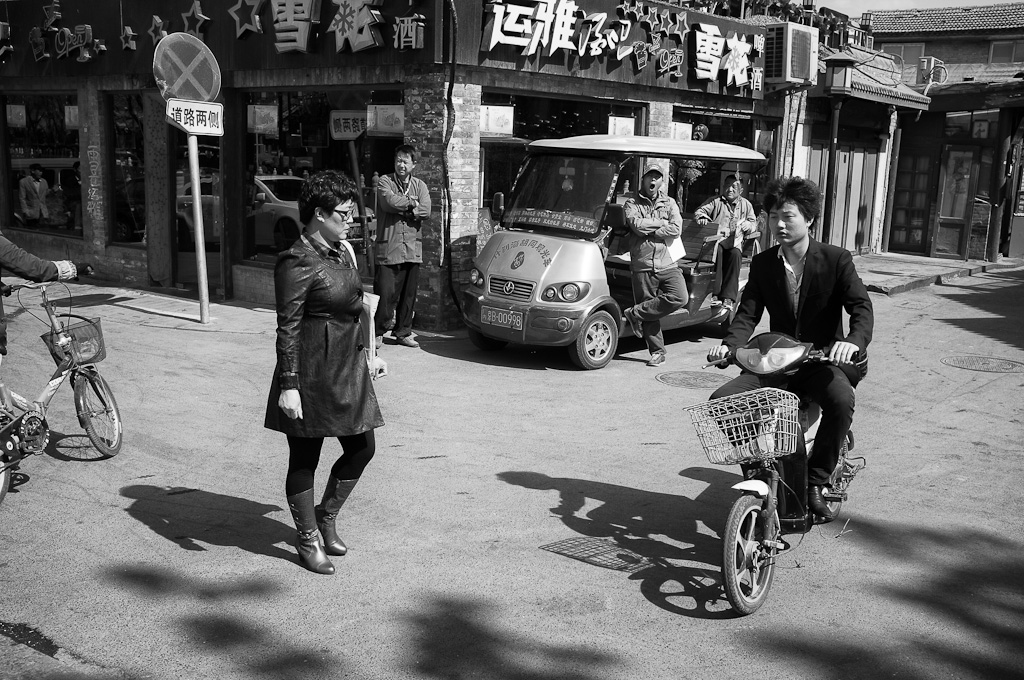 Historias de Beijing, China